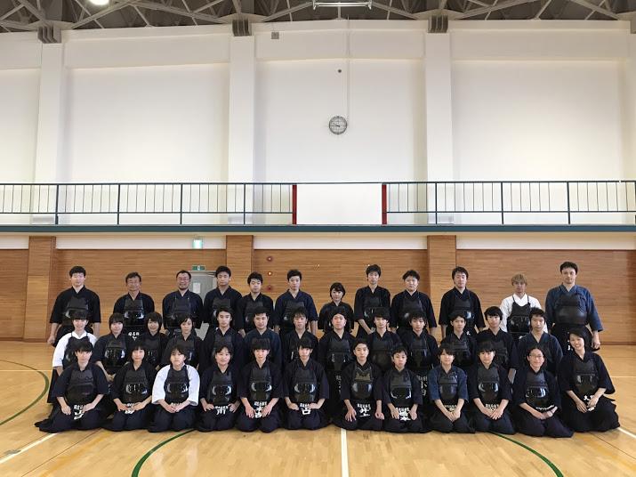 2017年寒稽古(同志社香里中学・高校)(2017.1.4~6)