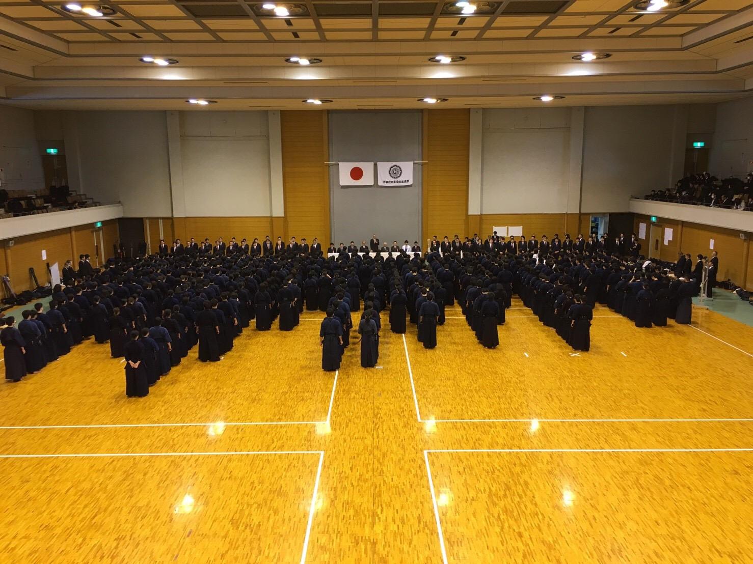 【結果報告】京都府実業団学生剣道大会