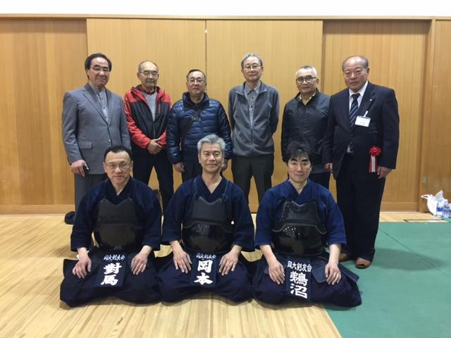 【結果報告】第8回全日本学連剣友剣道大会