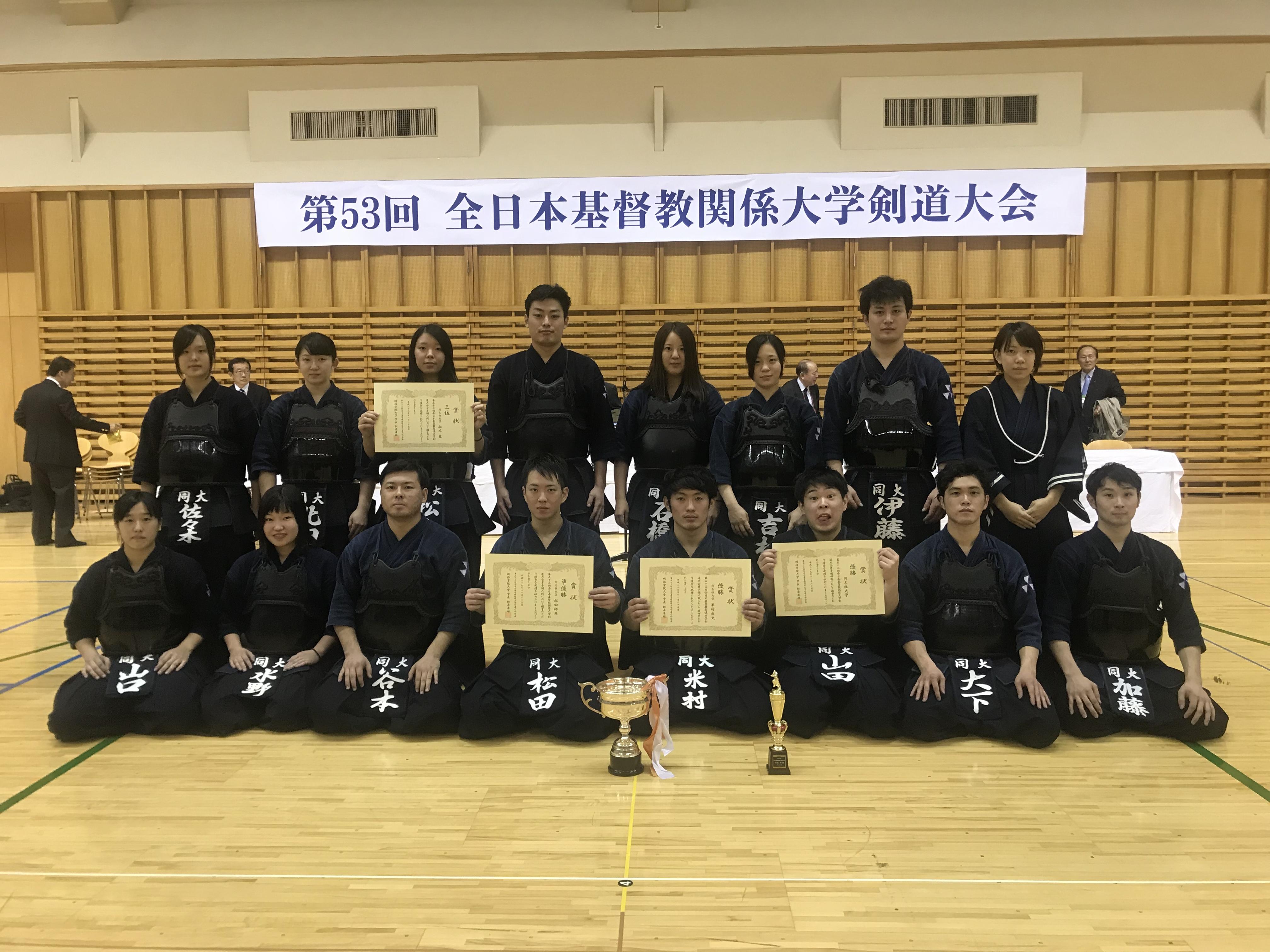 【結果報告】基督教大会(2017.11.25)