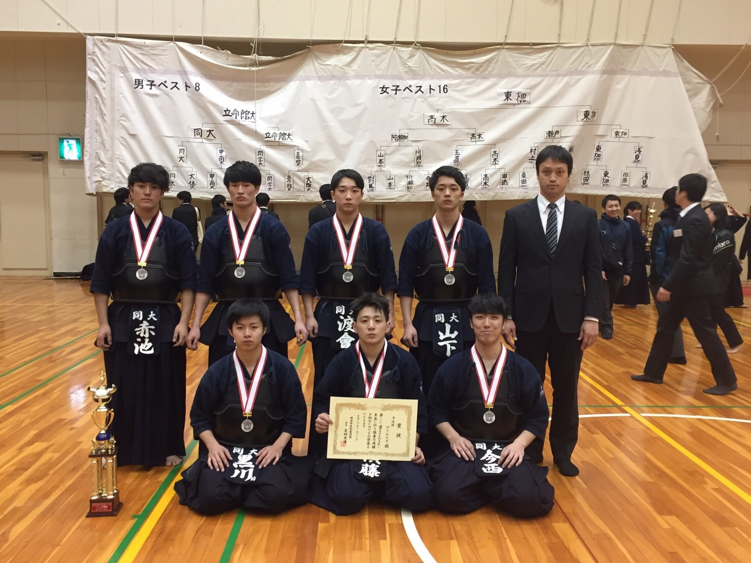 【結果報告】関西新人大会(2017.11.26)