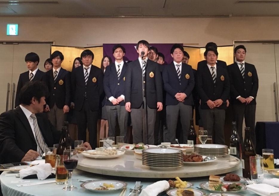 幹部交代式(2017.11.12)
