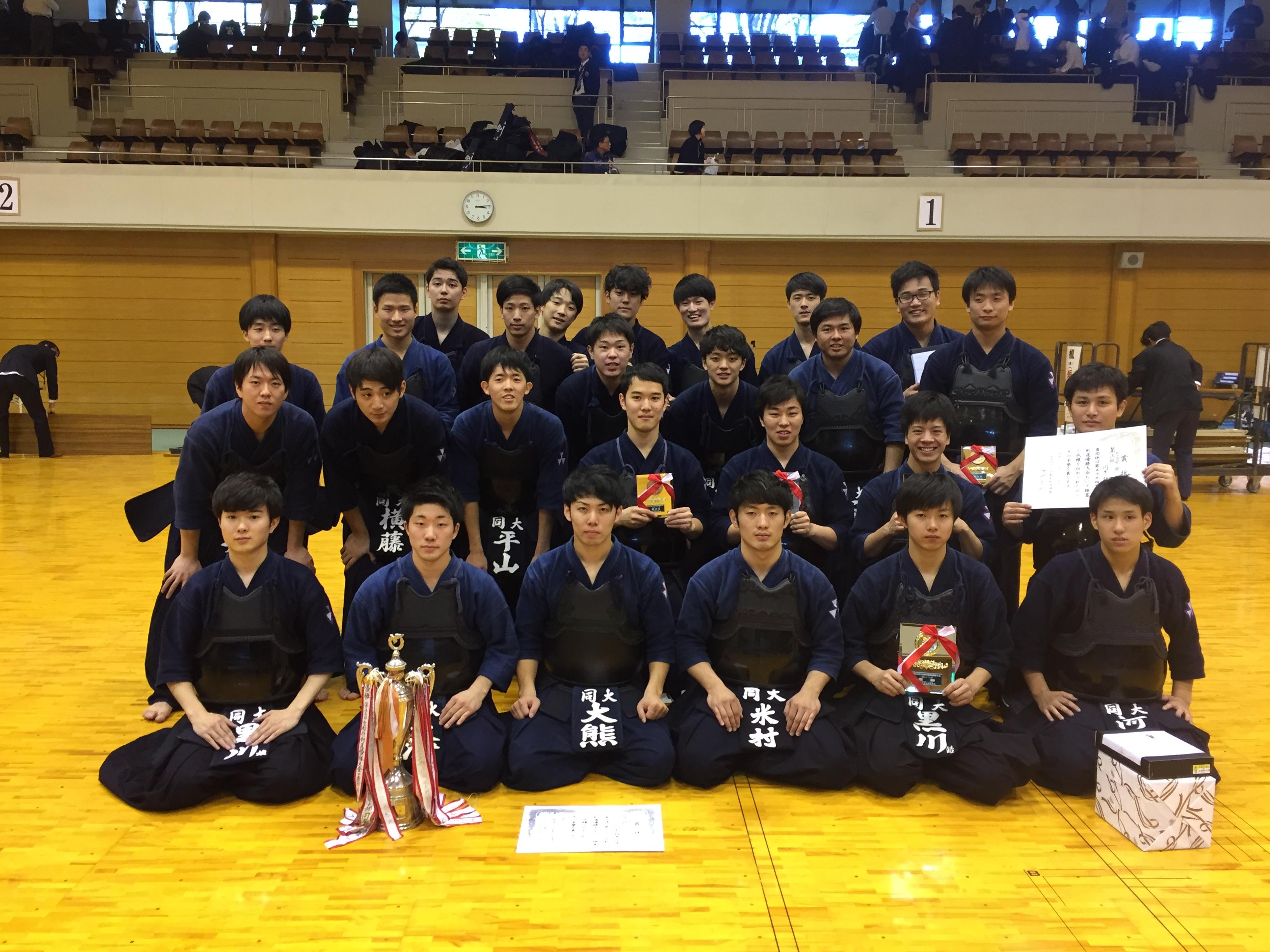 【結果報告】段別大会(2017.11.05)
