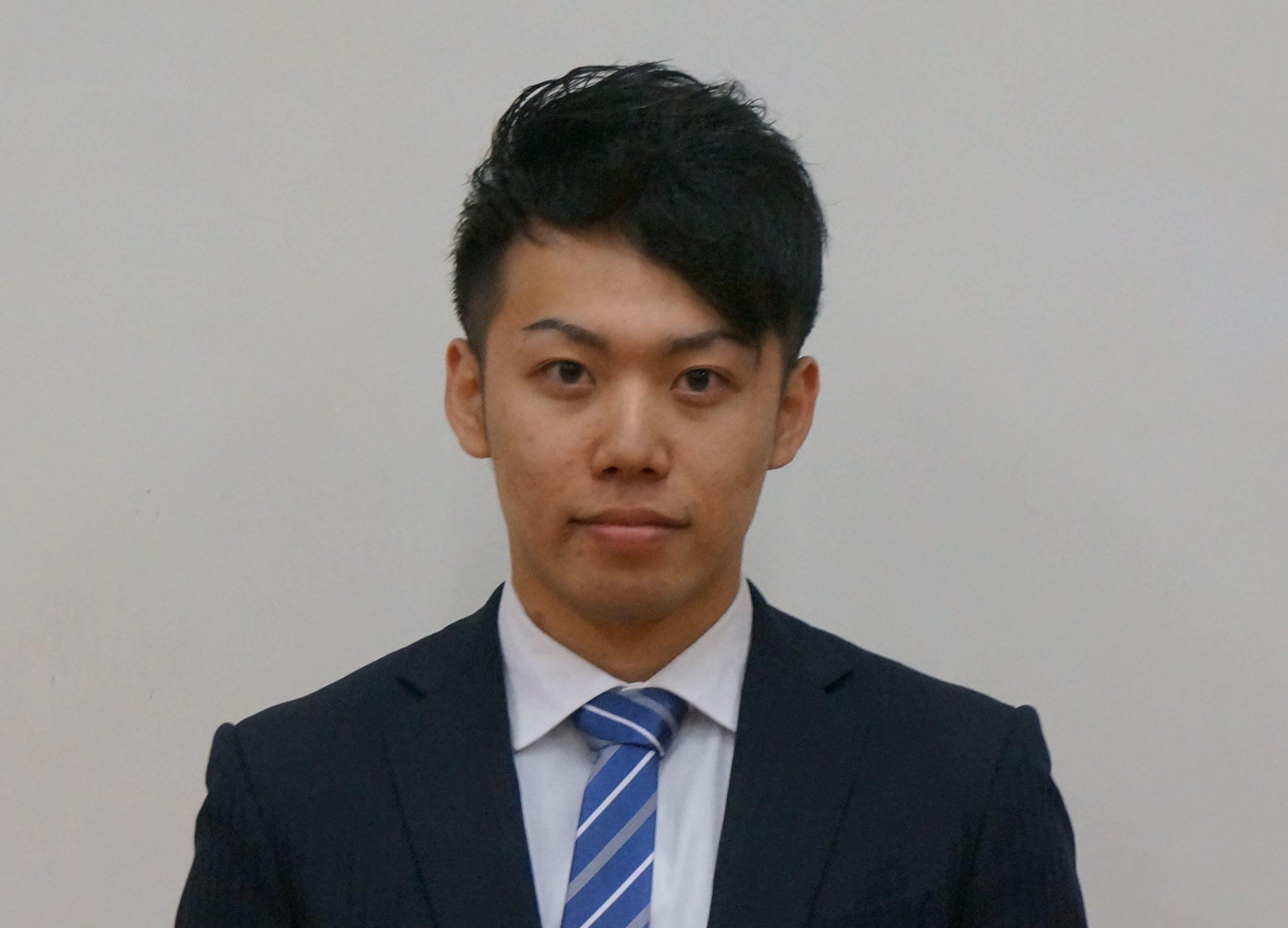 大熊 勇輝(おおくま ゆうき)