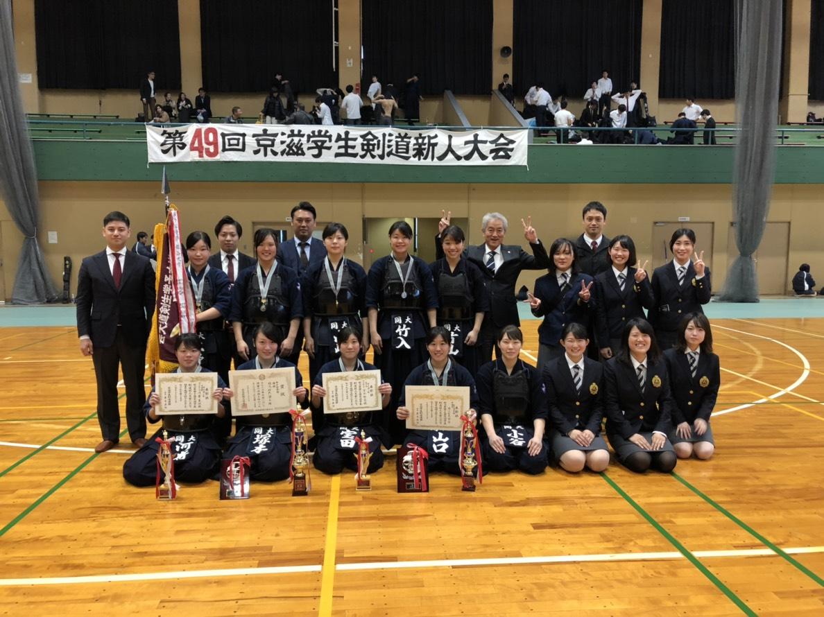 【結果報告】京滋新人大会(2018.11.18)