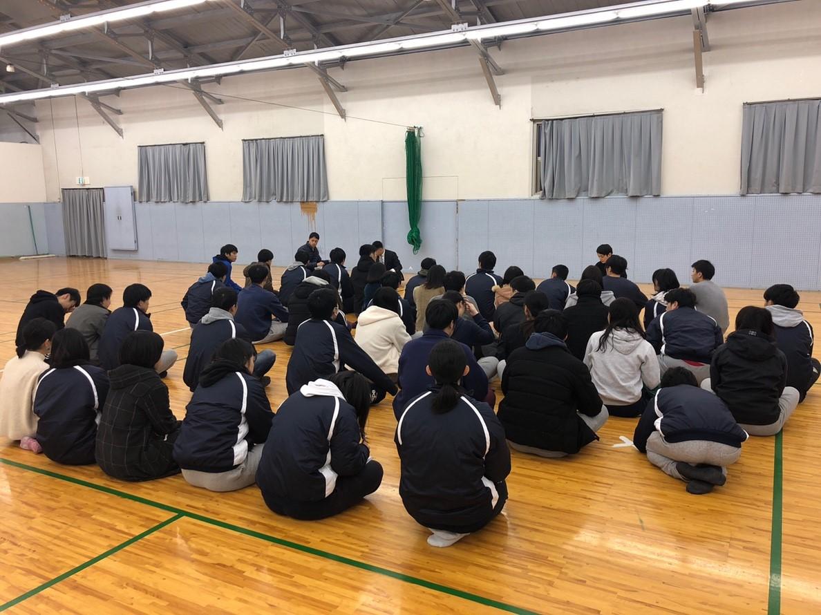 【お知らせ】試験休みについて(2018.12.8)
