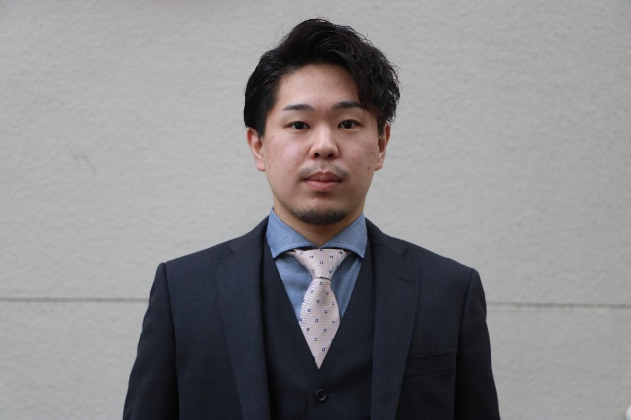 山田 誠大(やまだ せいた)