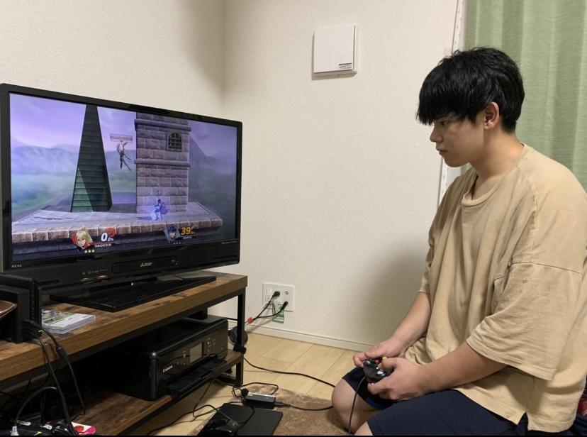 新入生紹介(清野)
