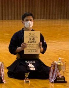 [試合結果]静岡県剣道選手権大会